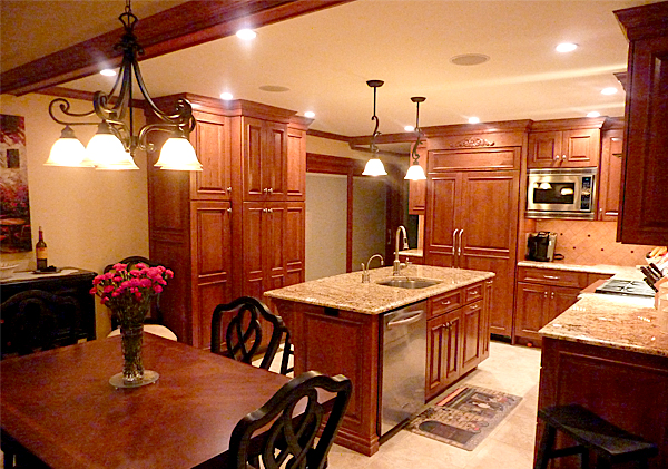 Eat In Kitchen With Breakfast Nook